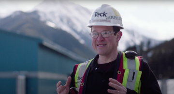 Teck in the Elk Valley: Thomas Davidson