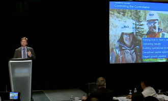 2015 Investor & Analyst Day – Operations Overview – Ian Kilgour