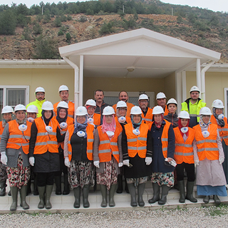 Engaging with Communities in Turkey