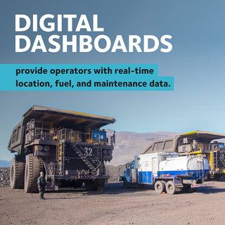 Not Running on Empty: Tracking Haul Truck Fuel Levels in Real Time