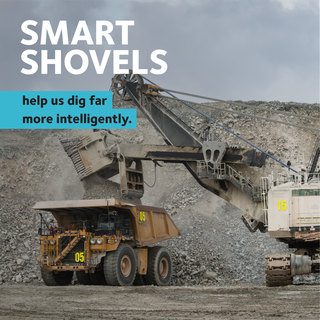 Building a Smarter Shovel