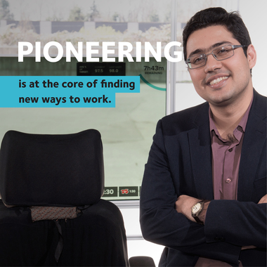 Meet the Innovator: Mohammad Babaei