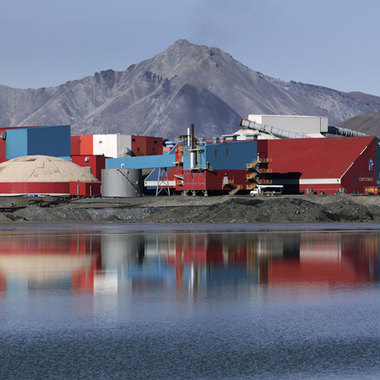 A Fine Balance: Managing Water at Red Dog Operations in Northwest Alaska