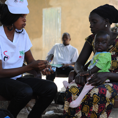 Saving the Lives of Children in Senegal