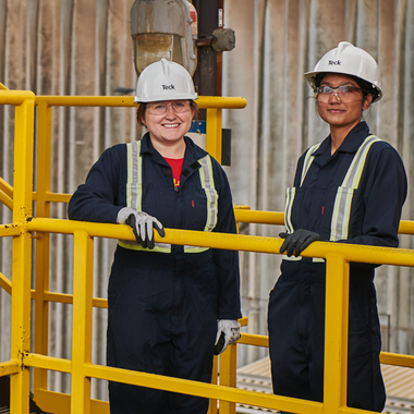 Empowering Women in STEM and Mining