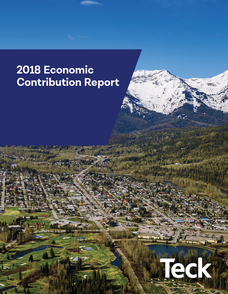 2018 Economic Contribution Report