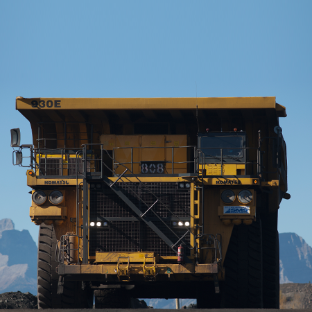 Improving Haul Truck Efficiency at Elkview Operations