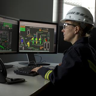 Energy Management – Improving Dryer Fan Efficiency at Coal Mountain Operations