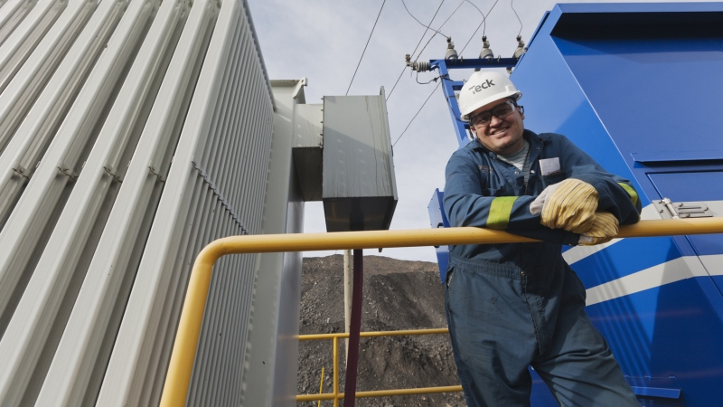Reducing Greenhouse Gas Emissions at Our Steelmaking Coal Operations