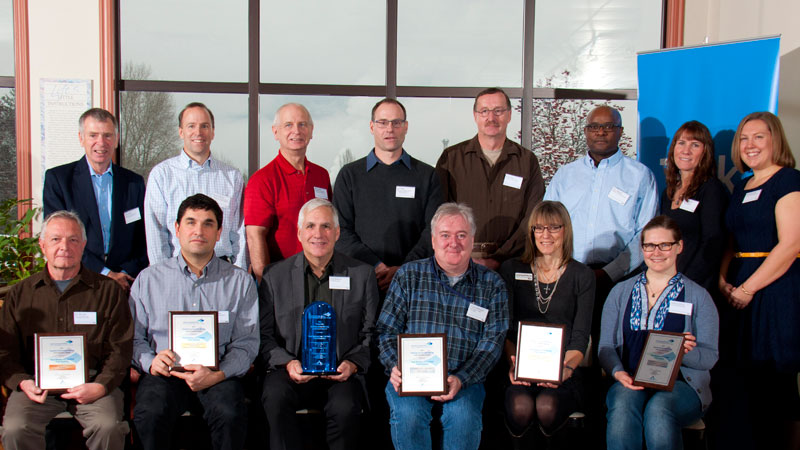 Trail Operations Receives TSM Leadership Award