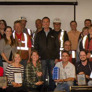 Cardinal River Operations Receives TSM Leadership Award